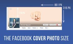 Know the Facebook Cover Photo size. | 19 Insanely Useful Tips Everyone On Facebook Needs To Know