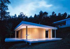 Paper House. Lake Yamanaka, Japan. 1995
