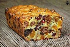 Add the goodness of dry fruits to your cake. Prepare delicious dry fruit cake at home with this easy recipe. There is nothing like enjoying a slice of fresh, moist fruit cake Sweet Recipes, Cake Recipes, Dessert Recipes, Fruit Recipes, Fish Recipes, Food Cakes, Cupcake Cakes, Tea Cakes, Fruit Cakes