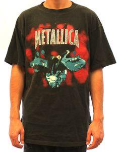 90s Metallica Tee XL