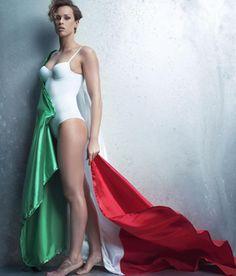 FOTOGALLERY - Federica Pellegrini, atleta e bellezza tricolore - http://www.sostenitori.info/gallery/fotogallery-federica-pellegrini-atleta-bellezza-tricolore