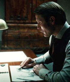 Hannibal's sketches