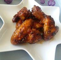 Pikantní medová kuřecí křídla | Andy's diary - blog o všem, co mě baví a naplňuje