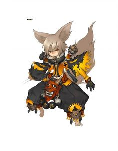 Blade and soul - concept art collection - blade and soul fansite - feature, news Character Design Animation, Character Design References, Character Creation, Game Character, Character Concept, Concept Art, Blade And Soul Outfits, Hyung Tae Kim, Soul Art