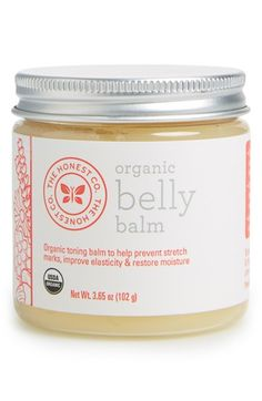 The Honest Company Organic Belly Balm available at #Nordstrom