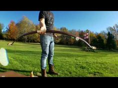 How to build a POWERFULL pvc bow, recurve long bow. Cheap build and really effective Pvc Projects, Projects To Try, Printable Stencil Patterns, Bow Hunter, Tacoma 4x4, Toyota Tacoma, Survival Weapons, Thing 1, Archery