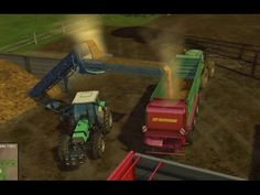 Farming simulator 2015 conveyor belt (mod spotlight) e.p 13