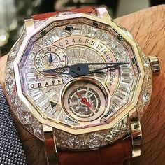 MasterGraff Tourbillon GMT comes with a staggering pricetag  Anyone dares to guess?    @elchinhuseynli  @graff via @ifuckinglovewatches  #jewelry #jewels #jewel #fashion #gems #gem #gemstone #bling #stones #stone #trendy #accessories #love #crystals #beautiful #jewellery #style #fashionista #accessory #instajewelry #stylish #cute #jewelrygram #fashionjewelry