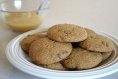 Applesauce Cookies-Use 3/4 cup Stevia in place of Sugar & coconut oil in place of shortening.  Added 1/4 cup flaxseed meal.