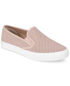 Sperry Women's Seaside Slip-On Sneakers - Gray 5M