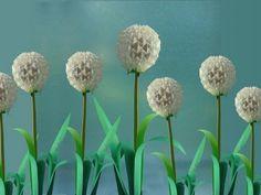 Dandelion, Origami instructions: Fine Line Between Failure & Success