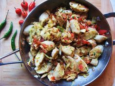 st lucia green fig saltfish - Anniversary dinner :) take us back to St.Lucia please!!!!