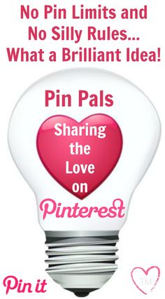 No Pin Limits and No Silly Rules... What a brilliant idea! Come on over to my boards and pin all you like <3