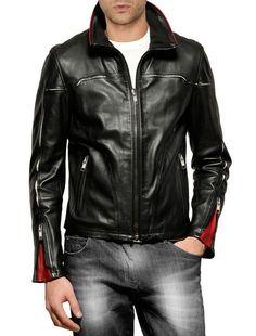 #leather jacket