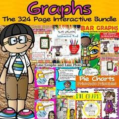 MEGA GRAPHS COLLECTION - Enter for your chance to win this 324 page mega graphs collection. Included you will find packs on line graphs, line plots, pie charts and bar graphs. All the best!.  A GIVEAWAY promotion for 324 Pages GRAPHS THE COMPLETE INTERACTIVE COLLECTION COMMON CORE BUNDLE from TeachToTell on TeachersNotebook.com (ends on 1-31-2016)
