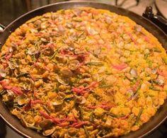 Meeresfrüchte - Paella - Rezept