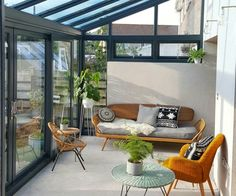 How to extend your home with style, for less than you might think. - Alice in Scandiland House Extension Design, Glass Extension, Extension Designs, House Design, Rear Extension, Patio Extension Ideas, Loft Design, Design Design, Garden Design