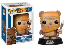 Pop! Star Wars: Wicket | Funko