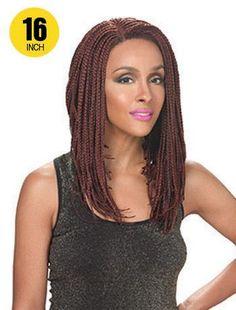 Zury Sis Lace Braid Wig - Senegalese | Braids wig, Long