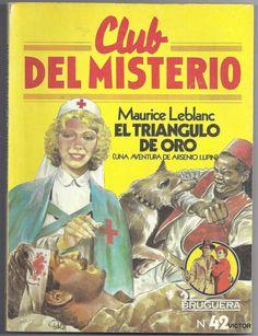 042 - El triángulo de oro (Una aventura de Arsenio Lupin) - Maurice Leblanc