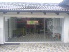 Na Slovensku  zavádzame nový hliníkový bezrámový otočno - posuvný systém BKS. Ukážka z Martina Windows, Outdoor Decor, Home Decor, Sun Room, Metal, Unique, Decoration Home, Room Decor, Window