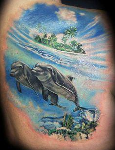 Tattoo Artist - Andre Zechmann   Tattoo No. 5083