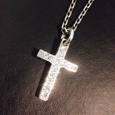 PDS172 Tagget Cross Pendant ¥24,840(tax in) ※チェーン別売