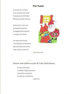 poesia de natal - Pesquisa Google