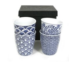 Cups set sushi - Pol's Potten   te koop in de winkel