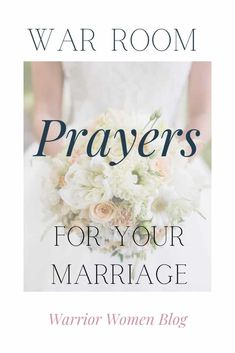 Learn to use your War Room to pray for your marriage and your spouse. Download a free printable that you can fill in to personalize your war room prayer for your marriage today!