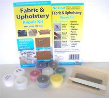 Fabric Upholstery Repair Kit Fix Sofa Couch Carpet Luggage 1 Guaranteed