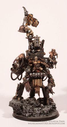 WilhelMiniatures: Inquisitor