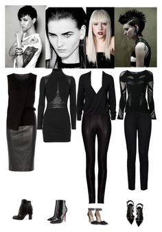 Dauntless officials by lj-case on Polyvore featuring polyvore, fashion, style, Plein Sud, Ann Demeulemeester, River Island, McQ by Alexander McQueen, Kalda, STELLA McCARTNEY, Joseph, Christian Louboutin, Valentino, BCBGMAXAZRIA, MARA and clothing
