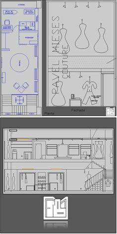 REMODELACIÓN LOCAL PAVEL MIESES: OBJETIVO:  Remodelación Local en Centro Comercial destinado al diseño y confección de modas de alta costura y venta de prendas de vestir.  ÁREA: 78 m², distribuidos en 2 niveles, con vitrina de doble altura.  Contacto:  fmcbdesigns@hotmail.com      fmcbdesigns@gmail.com  Instagram: fmcbdesigns        Pinterest: fmcbdesigns Facebook: fmcbdesigns