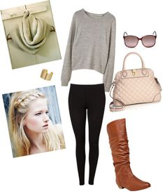 """""""College Cloths 4"""" by dylanelise on Polyvore"""