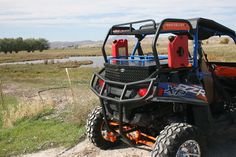 Store- RyFab RZR Cargo Box and ATV Accessories