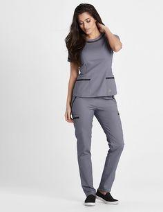 Modern Scrubs and Lab Coats for Men and Women by Jaanuu Spa Uniform, Scrubs Uniform, Dental Uniforms, Lab Coats For Men, Stylish Scrubs, Beautiful Nurse, Scrubs Outfit, Cute Scrubs, Nurse Costume