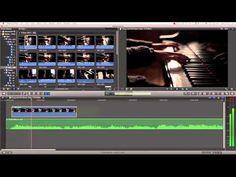 Make a music video in Final Cut Pro X