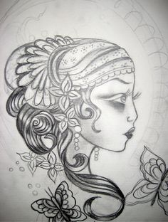 gypsy tattoo - Google Search