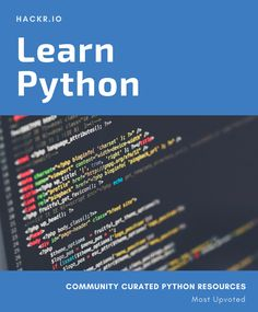 Learn Python online from the best Python tutorials submitted & voted by the programming community. Source by breureka Programming Tutorial, Learn Programming, Python Programming, Computer Programming, Different Programming Languages, Coding Languages, Computer Coding, Computer Science, Deep Learning