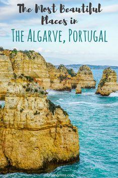 A Road Trip on the Algarve Coast, Portugal