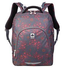 Backpack DELSEY #backtoschool #schoolbag #grey #Delsey