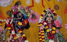To view Radha Parthasarathi Close Up Wallpaper of ISKCON Dellhi in difference sizes visit - http://harekrishnawallpapers.com/sri-sri-radha-parthasarathi-close-up-iskcon-delhi-wallpaper-005/
