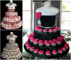 FabArtDIY – DIY Elegant Couture Cupcake Stand