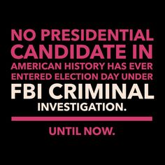 They have done everything they can to cover up all of their indiscretions, crimes and the Circle of Death. May you be clear about who HRC is and don't make us live with her in our lives every day.