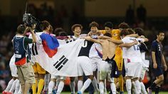 Republic of Korea claim Football first