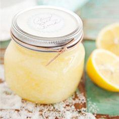 citrus scrub.