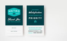 Brent Couchman, love the colors in this biz card