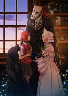 The Ancient Magus' Bride.