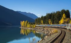 The Canadian - Ontario to Vancouver, Canada | Photograph: Claude Robidoux/Getty Images